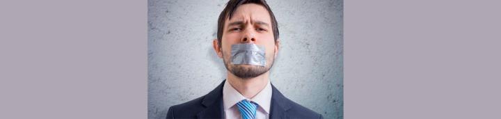 No poder expresarse con libertad genera problemas y malestar
