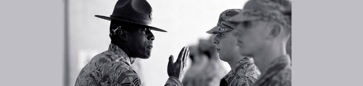 La disciplina en contextos militares