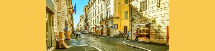 La calle y los edificios: somos seres sociales