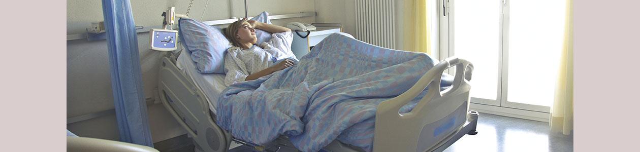 El contexto hospitalario suele ser frío y aséptico