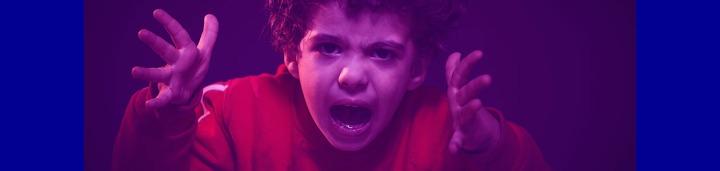 Los niños violentos: conductas corregibles