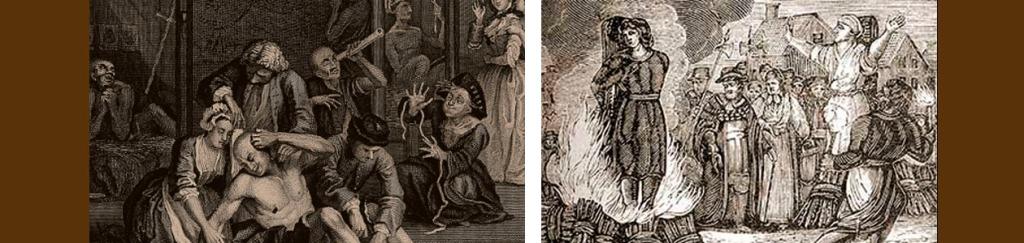 Del desprecio a la hoguera, la triste suerte de los enfermos mentales en la antigüedad